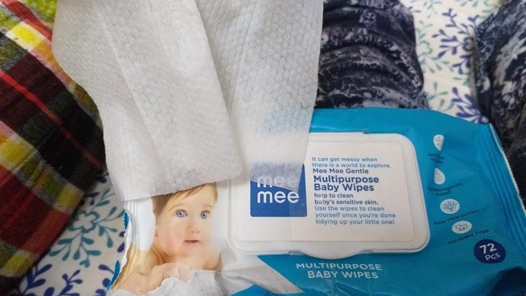 Mee Mee Baby Wipes