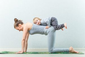 Workouts to Get Back Into Shape After Delivery