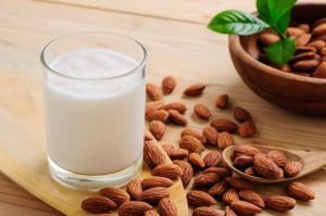 Almond Milk Recipe for Babies and Kids