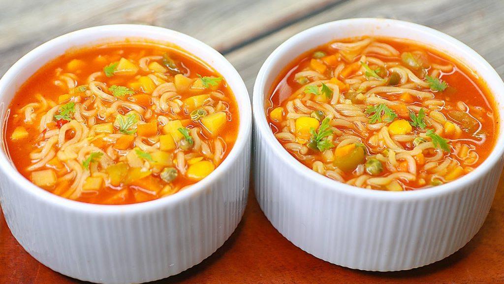 Soupy Maggi