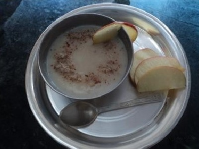 Oats and Apple Pie Recipe for Babies 4