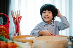 Kids in the Kitchen Recipes